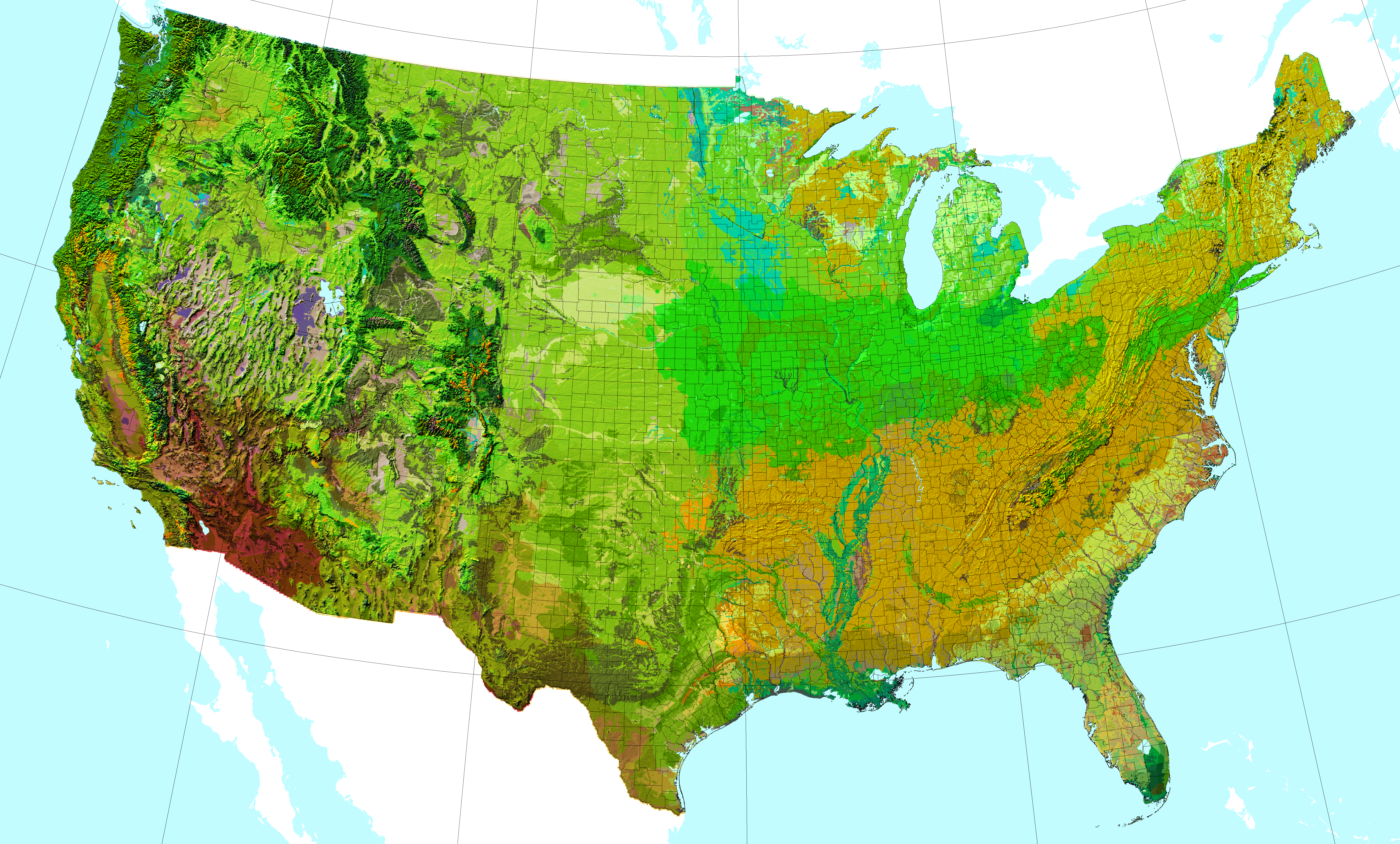 Soil and climate for Soil temperature map